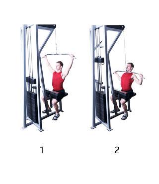 fitnessapparatuur rug
