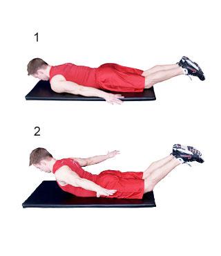 quadriceps trainen thuis